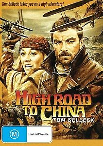 High Road to China - Tom Selleck New and Sealed DVD