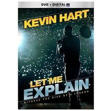 Let Me Explain DVD in a blue ray slipcase. Free Shipping