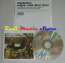 CD SUGABABES ANGELS WITH DIRTY FACES 2002 germany UNIVERSAL no lp mc dvd (CS2)