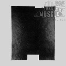 DMT MOPAR 1962 63 64 65 B Body Gas Tank Pad Belvedere Fury Satellite .090 RUBBER