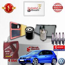 Filtres Kit D'Entretien Huile Bougies VW Golf VI 1.4 59KW 80CV Partir 2010->