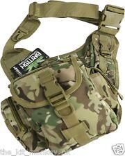 Kombat BTP Tactical Shoulder Bug Out Bag 7 Litre compliments MTP / Multicam
