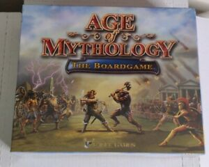 Age of Mythology The BoardGame Eagle Games 2003 Unused Sealed Never opened