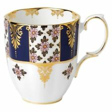 NEW Royal Albert 100 Years 1900 Regency Blue Mug, 350ml