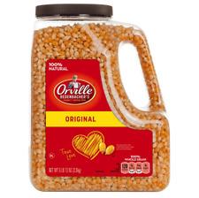 5.8 LB Orville Redenbacher's Gourmet Popcorn Kernels Original Yellow Whole Grain