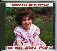 Songs for My Daughter by The David Liebman Group (CD, Sep-1995, Soul Note...