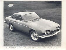 Reliant Scimitar GT 2-5 and 3 Litre Press Photo (some damage to photo)
