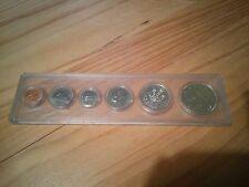 1981 Royal Canadian Mint 6-Coin Uncirculated Specimen Set
