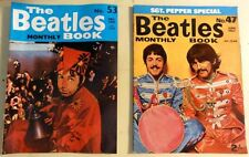 Beatles Monthly Books - Original 1964-1968