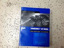 2002 Buell Thunderbolt S3T Model Service Shop Repair Workshop Manual OEM