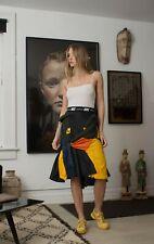 Nike x SACAI Hybrid Windbreaker Skirt sz XS