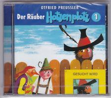 01: Der Räuber Hotzenplotz (Otfried Preußler) CD NEU, OVP