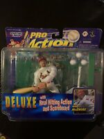 Starting Line Up Pro Action Figure - Mark McGwire - 1998 - Deluxe