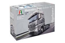 Italeri 3905 - 1/24 Mercedes-Benz Actros Mp4 Gigaspace - Neu