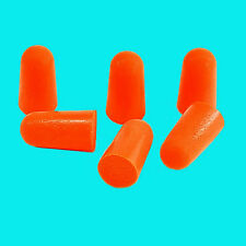 6 Orange toy gun plugs safety allow the sale cap guns & replica toy gun parts