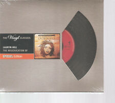 """Lauryn Hill """"The Miseducation of"""" The VINILE Classics SPECCHIO Edition CD SEALED"""