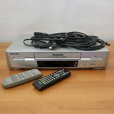 Panasonic Videoregistratore SuperDrive NV-FJ13 HI-FI Stereo VHS + Telecomando