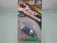 Fast & the Furious Original Movie   1995 Mitsubishi;Eclipse 1:64