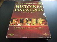"""COFFRET 4 DVD """"HISTOIRES FANTASTIQUES (AMAZING STORIES) - SAISON 1"""""""
