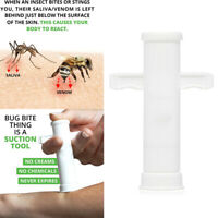 Extraction Vacuum Pump removes Mosquitos poison Bites Extraction Bug Bite Relief
