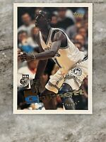 1995-96 Topps Kevin Garnett #237 Rookie Card RC HoF Basketball Timberwolves