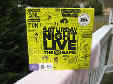 Saturday Night Live The Game By Discovery Bay Games New & Factory Sealed!