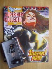 Eaglemoss DC Super Hero Collection . 40 SHAZAM!:MARY  + Magazine
