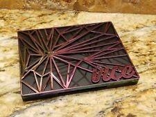URBAN DECAY~VICE 4~20 Shadw Eyeshadow Palette *BRAND NEW & AUTHENTIC*