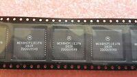 1x MOTOROLA MC68HCP11E1FN , MICROCONTROLLER , PLCC-52
