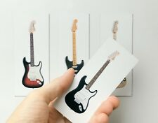 Fender Stratocaster electric guitar Classics 2D MAGNET SET