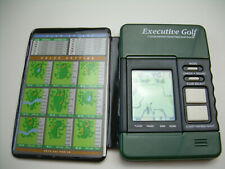 Vintage Electronic Executive Golf Handheld HTC game Computerized