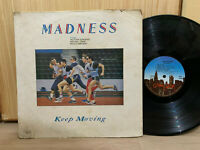 """Madness 33 rpm Philippines 12"""" LP EP keep moving"""