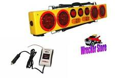 """TowMate 36"""" with IMON MONITOR WIRELESS WIDE LOAD LIGHT BAR, AMBER STROBES, STT"""