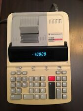 Texas Instruments Ti-5650 Electronic Calculator 10 Digits 2-Color Printing