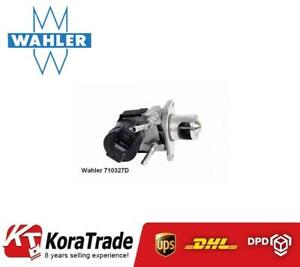 WAHLER 7206D OE QUALITY EGR GAS RECIRCULATION VALVE
