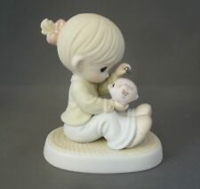 NEW Precious Moments Easter Seals You Can Always Count On Me Piggy Bank Figurine