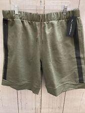 Puma x Porsche Design Fleece Shorts 'Lichen Green' Men's Sz XL (596593-05)