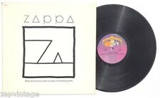 FRANK ZAPPA: Ship Arriving Too Late To Save A Drowning Witch LP Barking Pumpkins