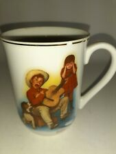 Norman Rockwell Sour Note Coffee Mug