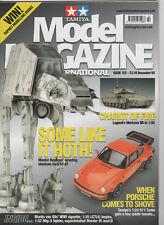 Tamiya Model Magazine # 122 Master Replicas Star Wars AT-AT Legends Merkava IID
