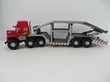 Disney Pixar Cars Mack Truck Hauler Playset Lightning McQueen #7853