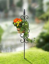 Gartenstecker Rankstab Pflanzstecker Deko Topfhalter Rankhilfe Gartenpflanzstab