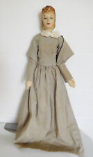 """Vintage 1940's Simplicity 15"""" Sewing Mannequin Composition"""