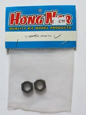 Alum.  Wheel Nut Hong Nor Part No HNX1-26A x 2 packs CRT .5