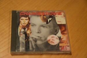 Dawid Bowie Changes Bowie CD Sound I-Vision CDP 79 4180 2 TOP