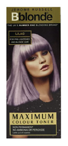 Jerome Russell Bblonde Maximum Colour Toner Lavender - 75ml