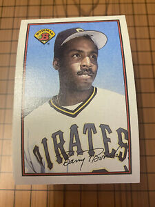 (100) 1989 Bowman Barry Bonds #426 Pittsburgh Pirates NR-MT+ Recent Break Lot