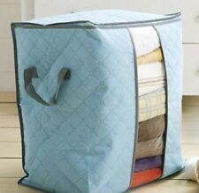 Quilts Blankets Pillows Clothing Sorting Storage Organizer Bag Box container BL