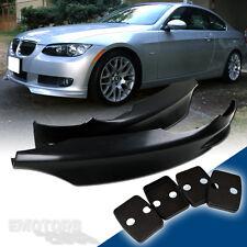 SHIP FORM AU For BMW 3er E92 E93 Coupe Convertible OE Front Bumper Lip Splitter