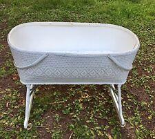 Vintage RedMan Baby Bassinet Basket Prop Baby Shower/Reborn Doll Local Pickup Nj